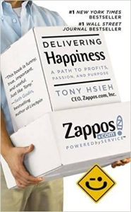 Amazon Delivering Happiness Book
