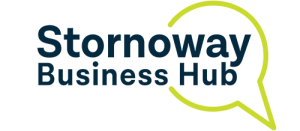Stornoway Business Hub logo